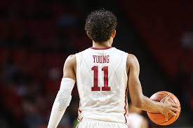 The best player in college basketball: Trae Young