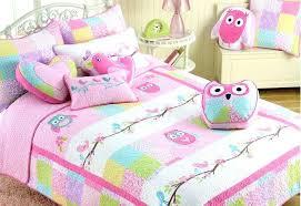 owl toddler bedding