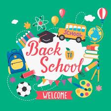 Banner Welcome Back To School Download Free Vectors