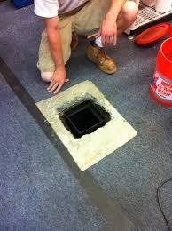 fresh floor safe installation boswell safes vault co
