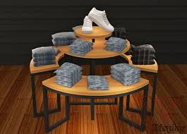 display tables for retail s