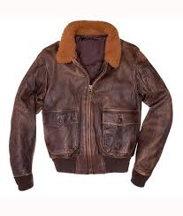 g 1 leather jacket