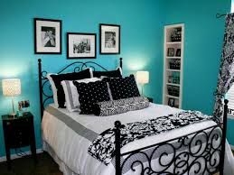 Teal And White Bedroom Blue Bedroom Colour Schemes