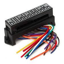 auto fuse relay box data wiring diagrams \u2022 fuse box automotive 32v 12 way circuit car boat automotive blade fuse box block holder rh alexnld com automotive fuse and relay boxes automotive fuse and relay box