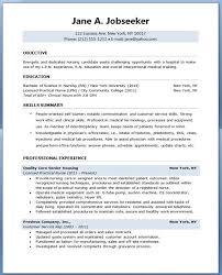 Curriculum Vitae For Nurses Custom Resume Curriculum Vitae Nursing Student