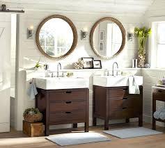 stylish design 2 sinks in bathroom aurora wall mounted double sink vanity 1 2 sinks in bathroom