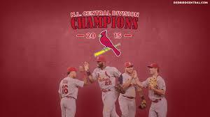 redbirdcentral st louis cardinals wallpaper 2016 central division chions