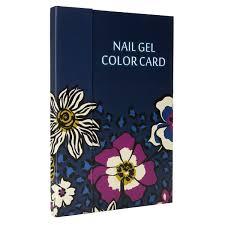 1pcs Professional 180 Colors Nail Art Color Book Chart Salon