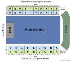 Springsteen On Broadway Seating Chart Nowlan Park Tickets And Nowlan Park Seating Chart Buy
