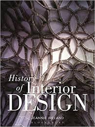 history of interior design ilrated edition