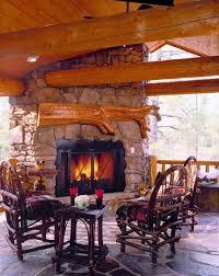 casa grande fireplace