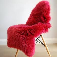 pink sheepskin rug a raspberry pink sheepskin at sheepskin pink sheepskin rug next