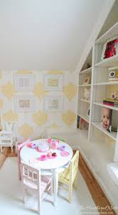 Little Girls Bedroom Wallpaper 17 Best Images About Bedrooms For Bambinos Big Kids On