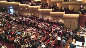 My Afternoon At The San Francisco Symphony Davies Hall