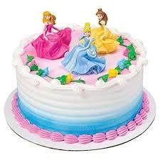 Disney Princesses Cake Amazoncom