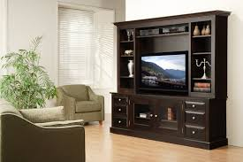 84 Inch Media Console with Hutch Classic Eco Friendly Wood