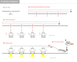 recessed lighting how to connect recessed lights in series wiring in parallel vs series at Lights In Series Wiring Diagram