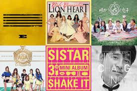 Weekly Music Chart 2015 Top 50 Songs Soompi