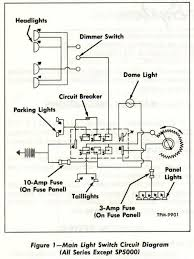 headlight trouble shooting 1960 63 light diagram 1964 66 light diagram
