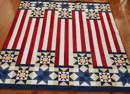 141 best Patriotic Quilts images on Pinterest | Quilting projects ... & Little Pink Rose Quilting & Sewing: Quilt of Valor {Three Tours of Duty} Adamdwight.com