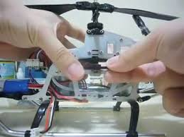 how to repair your r c helicopter that won t fly double horse 9053 volitation you