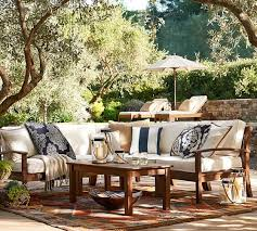 patio furniture pottery barn. sets simple outdoor patio furniture clearance in pottery barn r