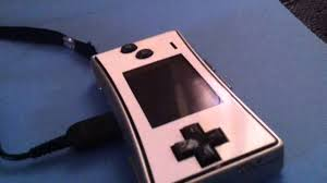 Gameboy Micro Charging Lights Gameboy Micro Charging Problems Youtube