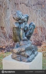 national gallery of art sculpture public garden washington dc stock photo