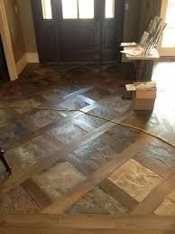 Wood and tile floor designs Modern Tile Floor Patterns Wood And Tile Lattice Floor Pattern Angies List Tile Floor Patterns White Kitchen Flooring Awesome Porcelain Tile