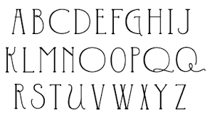 collage fonts free anne ulku