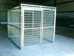 indoor dog fence small outdoor house kennel ideas image of cage insulated decorating for fall