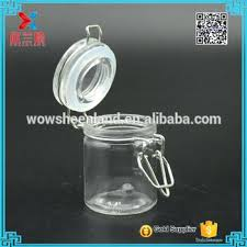 lock jars in stock mini glass clip lock jar jar clip lock jars whole clip lock