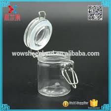 lock jars in stock mini glass clip lock jar jar clip lock jars whole clip lock