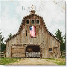 wood barn canvas wall art archives