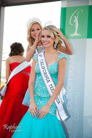 Cali Weddle at Miss America s Outstanding Teen