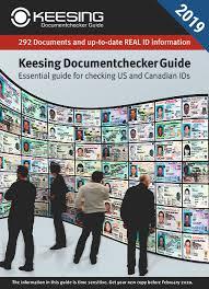 Edition Guide 2019 Documentchecker Technologies - Keesing
