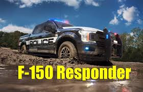 2018 ford police vehicles. contemporary vehicles fx4 4x4 2018 ford f150 police responder truck pickup inside vehicles n