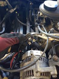 how to fix jeep grand cherokee alternator not charging snapguide Xj Fuse Box Connection Interchangeable disconnect the black box connector Breaker Box