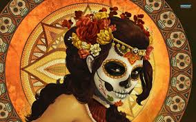 day of the dead tradition of macario returns arts scene day of the dead mask 16284 1680x1050