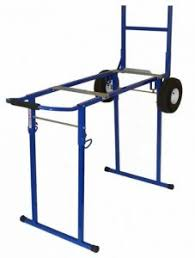 portable chop saw table. trojan-tls-24-portable-tile-saw-stand portable chop saw table