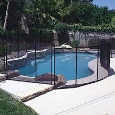 safety pool fence. 4\u0027 X 10\u0027 Fence Section Designer Black Safety Pool I