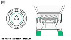 "the six things i did to become a ""top writer"" on medium in bitcoin"