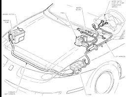 Saturn wiper motor wiring diagram