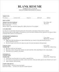 Online Resume Format Best Online Resume Builder Resume Format
