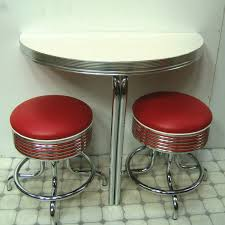 Retro Kitchen Tables For Natural Retro Kitchen Table Sets