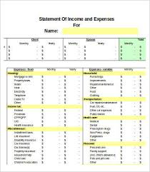 Excel Templates For Budgeting Excel Expense Templates 9 Free Excel Documents Download Free