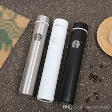 Free shipping on many items   browse your favorite brands. Discount 300ml Classical Starbucks Stainless Steel Mug Sucker Cup Starbucks Coffee Cup Long Bottle Thermal Insulation Water Bottle Travel Cups From Cup Wholesale 5 55 Dhgate Com