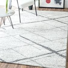 white and gray rug broken lattice white light grey area rug gray and white chevron rug