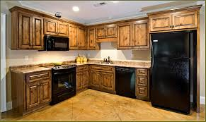 Medium Oak Kitchen Cabinets Cabinet Knotty Oak Kitchen Cabinet