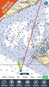 Gps Charts Marine Marine Alaska S E Gps Charts App Price Drops